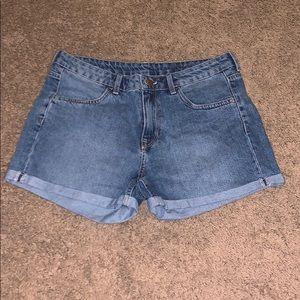 Women's Denim Shorts